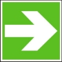 Symbolika směrovek a bezpečnostních zařízení