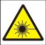 Symbol - laserové záření