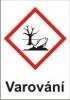 Nebezpečné pro životní prostředí – varování (GHS09)