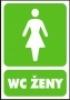 WC ženy