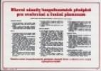 Hlavní zásady bezpečnostních předpisů pro svařování a řezání pla