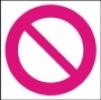 Symbol - obecný zákaz