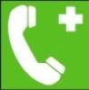 Symbol - telefon první pomoci
