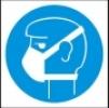 Symbol - respirátor