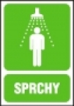 Sprchy