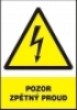 Pozor - zpětný proud  (A7)