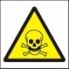Symbol - riziko toxicity