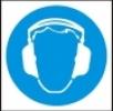 Symbol - chrániče sluchu