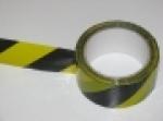Páska T normová samolepící, žlutočerná, šíře 50 mm