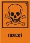 Toxický (A4)