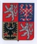 Státní znak ČR na samolepce