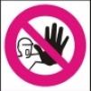 Symbol - zákaz vstupu