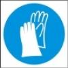 Symbol - ochranné rukavice