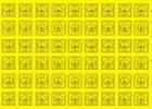 Aršík uzemnění - 54 znaků