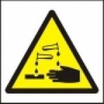 Symbol - riziko koroze