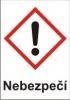 Dráždivé – nebezpečí (GHS07)