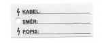 Kabelový štítek