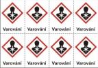 Nebezpečné pro zdraví – varování (GHS08)
