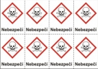 Toxické - nebezpečí (GHS06)